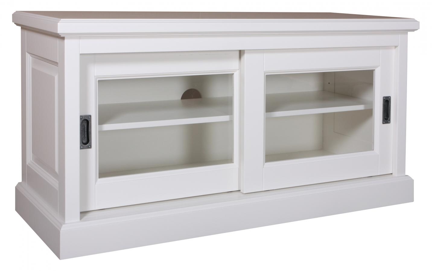 fernsehkommode eyeglass 2 schiebet ren mit glas product. Black Bedroom Furniture Sets. Home Design Ideas